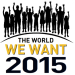 World We Want 150x150 Brainstorming mundial en materia de sostenibilidad