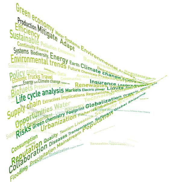 GEO5 El cambio climático afectará fuertemente a los negocios
