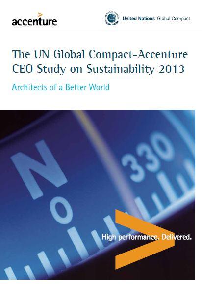 CEO study Los CEOs apuestan por la sostenibilidad