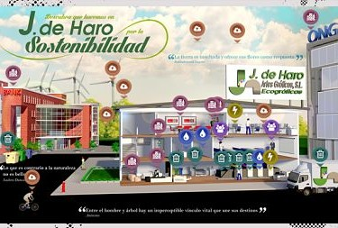 J de Haro Ecograficas, hacia la impresion sostenible