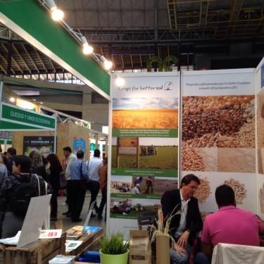 Crops en biocultura BCN 2016