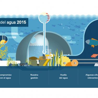 Informe Gestión Agua 2015 GNF