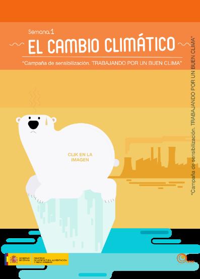 Semana 1. El cambio climatico