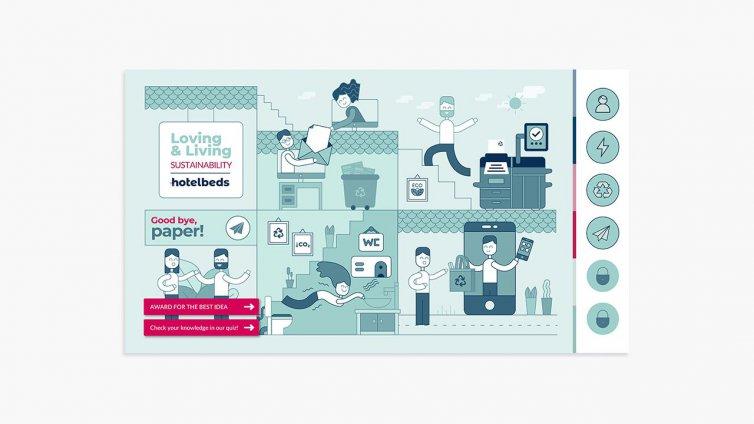 Digital awareness campaigns