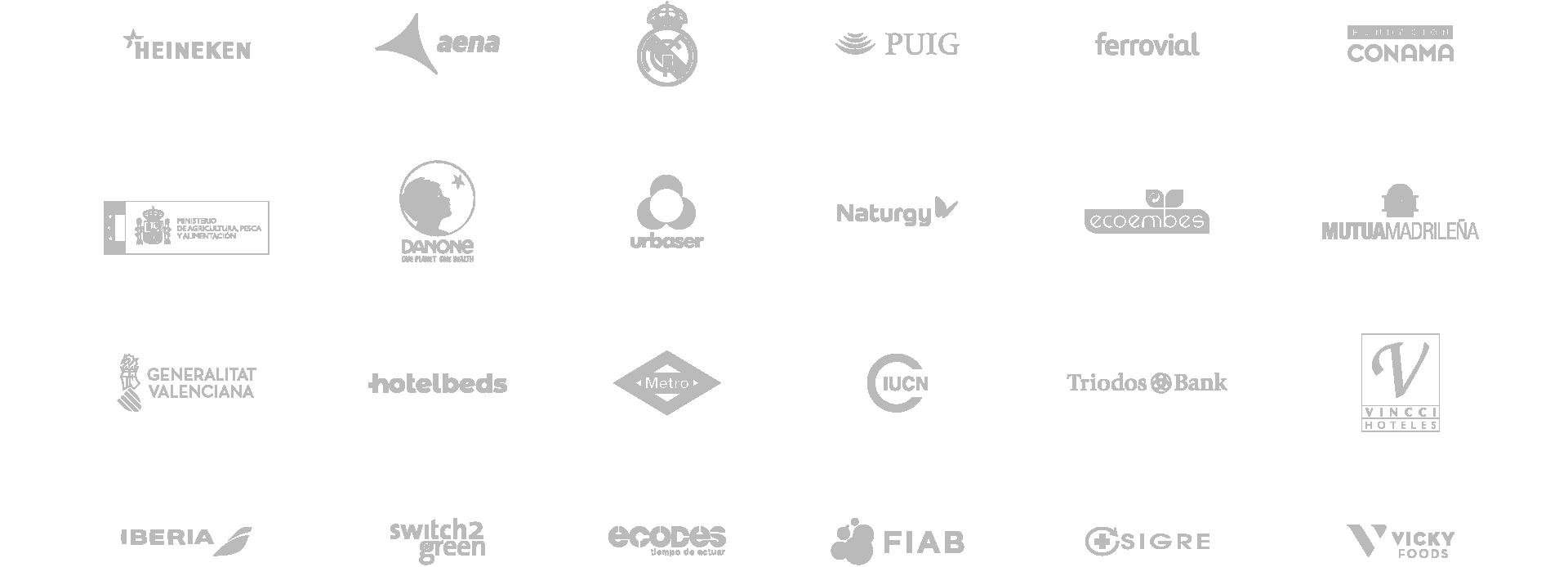 Logos clientes ecoavantis